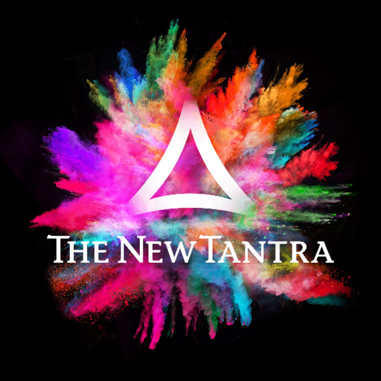 Colourful explosion logo TNT
