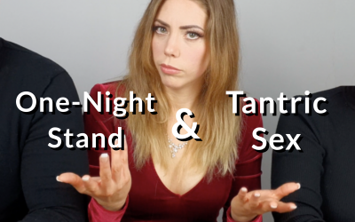 Can I have tantric sex with a non-experienced person?